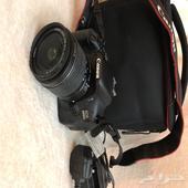 كاميرا كانون دي 600 اخت الجديده