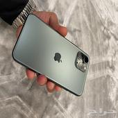 ايفون 11 برو اخضر 64 جيجا iphone 11 pro 64 GB