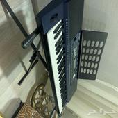 بيانو نظيف استخدام اسبوع واحد فقط