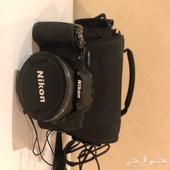 كاميرا نيكون P520