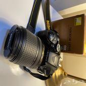 للبيع كاميرا نيكون D5300 نظيفة