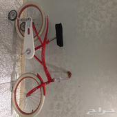 دراجة مقاس 20 نظيفة جدا جدا