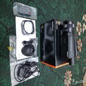 كاميرا فيديو سوني sony fdr_AX700 4k