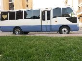 ايجار باص كوستر 30 راكب موديل حديث