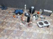 ادوات كهربائيه للبيع