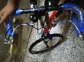 مزاد عل دراجة هوائية جديدة