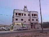 عمارة ثلاثة ادوار بحي الفلاح مدينة سلطان...