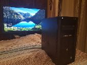 كمبيوتر العاب قوي (PC (i7-4820K MSI GTX 970