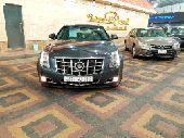 للبيع سيارة كاديلاك cts موديل 2012