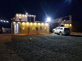 شاليه للبيع طريق رماح خلف محطة صحاري