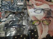 للبيع نظارات طبيه مستورده درجه أولي مخفضة