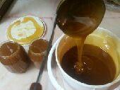 عسل سدر فاخر للمتزوجين ومنتجات النحل الطبيعية