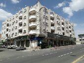 عمارة تجارية وسكنية للإيجار السنوى ابها