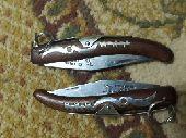 سكين وكابي  عدد2 جديد   لم يستخدم