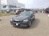 BMW 740 Li. 2014