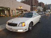 كديلك دي تي اس 2001 ممشاه قليل Cadillac DTS