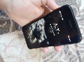 ايفون 7   اسود مطفي 128 جيجا