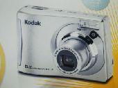 كاميرا كوداك ديجتال جديدة