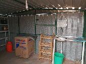 مخيم للبيع او للإيجار