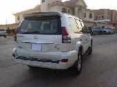 برادو 2007 - V6 - فل كامل - لؤلؤي ممشى قليل