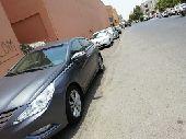 سياره هونداي سوناتا 2013 للبيع بحاله جيدة