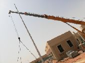 كرين للإيجار شمال الرياض