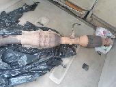 دبة جيب برادو2006 مفرغه من الرصاص
