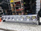 كشاف مسطرةليد 8 عدسات اضاءة قوية لكل السيارات