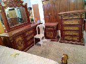 غرفة نوم صيني درجه اولى مع فرشها بدون دالوب