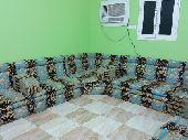 شقة مؤثثة في ابو عريش للإجار((عوائل فقط))