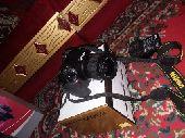 مجموعة كاميرا نيكون 3400  جديدة استخدام شهر