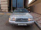 فورد كراون فكتوريا سعودي مديل 2011