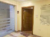 شقة مفروشة غرفة وصالة مطبخ  للايجار الشهري