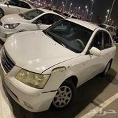 هونداي سوناتا للبيع السيارة اجرة وعليها مخالفات