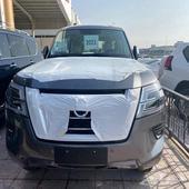 باترول SE2 نص فل سعودي رمادي موديل 2021