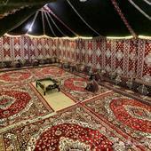 مخيم ايجار للشباب - شراحة و هدوء و نظافة