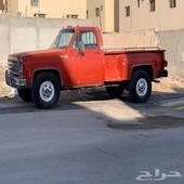 الرياض - جمس وانيت موديل 78