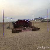 مخيم ليالي الشتاء