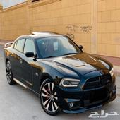 دودج اتشارجر 2013 V6 سعودي نظيف معدل SRT