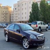 Chefrolet Caprice 2014 V8 6.0L (عنابي)