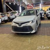كامري LE استاندر سعودي جديد 94000 جاهز بالاسم عرض خاص