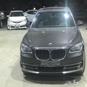 BMW 730. 2015