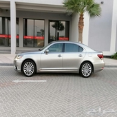 للبيع لكزس 460 الموديل 2016 مكان التواجد للسيارة البحرين