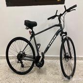 دراجة تريك دول سبورت trek bike dual sport 1