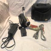 كاميرا سوني نظام NTSC شريط 8mm