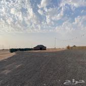 مخيم للبيع شرق الرياض