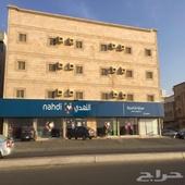 عمارة تجارية للبيع بجدة على شارعين حي الاجاويد