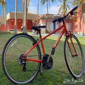 دراجة تريك هجين امريكية شبة جديدة