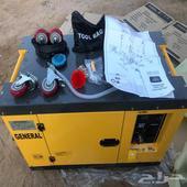 مكينة كهرباء مولد كهرباء 2019 جديد لم يستخدم
