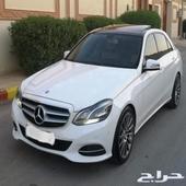 مرسيدس E200 2014 سعودي